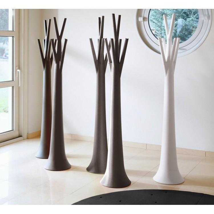 Tortora Bonaldo Appendiabiti Tree design Mario Mazzer