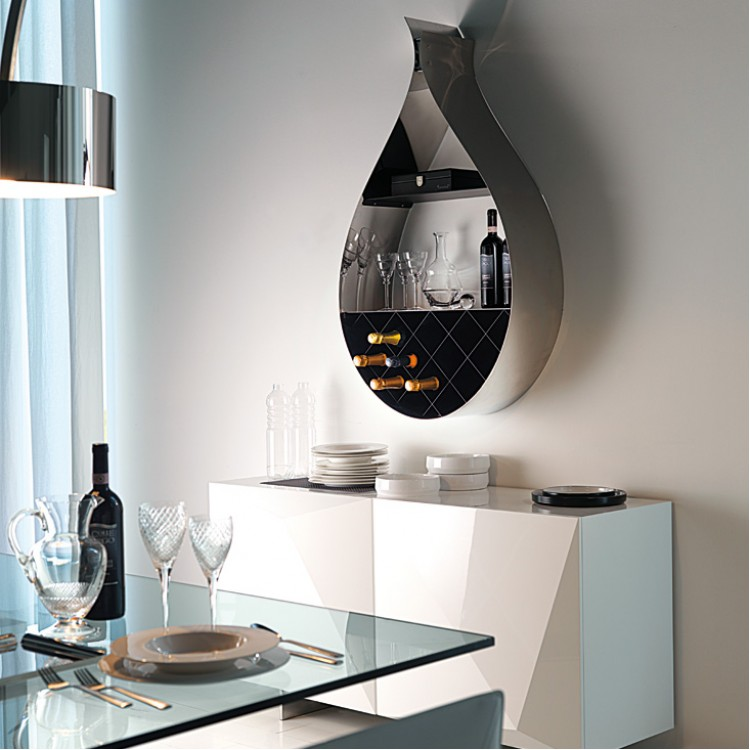 Drop portabottiglie porta vini Cattelan | Attanasio Shop