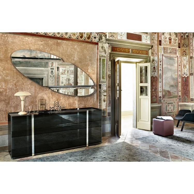 THE WING FIAM specchio da parete | Attanasio Shop