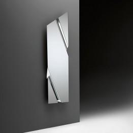 THE WING specchio da parete rettangolare con angolo Fiam