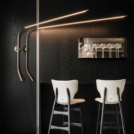 FISHERMAN CATTELAN ITALIA lampada da parete