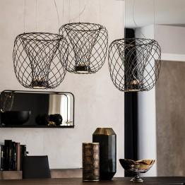 TWISTER CATTELAN lampada