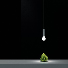 LED IS MORE lampada a sospensione Davide Groppi