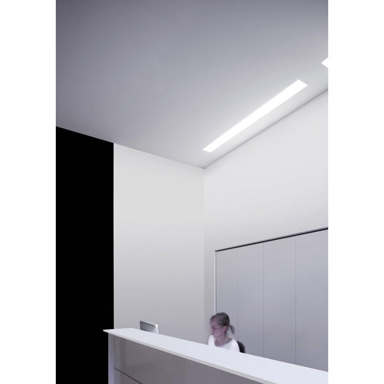 Mini Linea 54 lampada da incasso a soffitto Davide Groppi ...