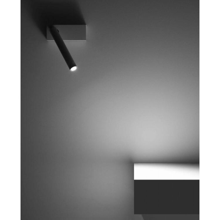 Mira lampada da parete in metallo Davide Groppi | Attanasio Shop