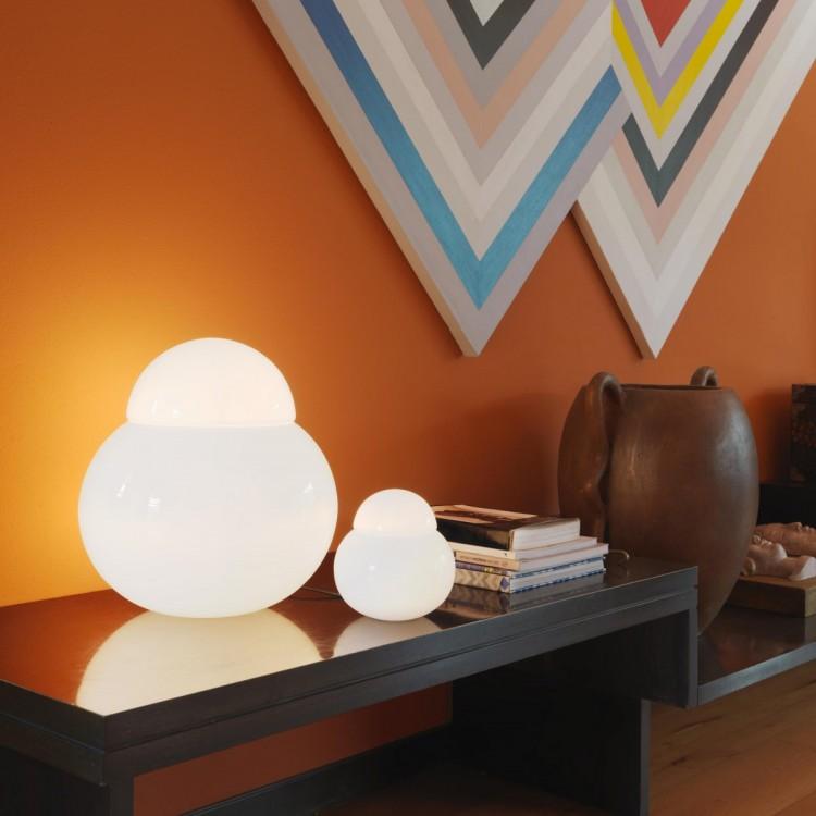 Daruma lampada da tavolo FontanaArte | Attanasio Shop