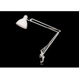 NASKETTA  ALLUMINIO lampada da tavolo con morsetto FontanaArte