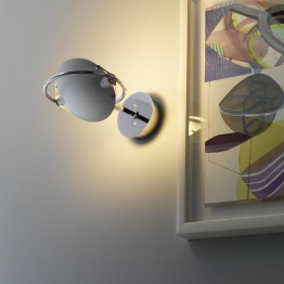 NOBI FONTANA ARTE lampada da parete