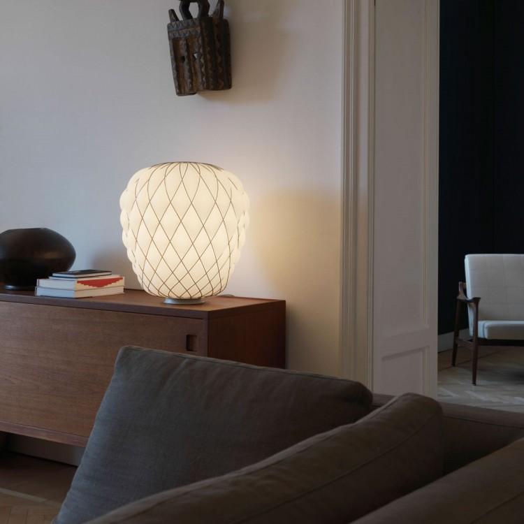 Pinecone lampada da tavolo FontanaArte | Attanasio Shop