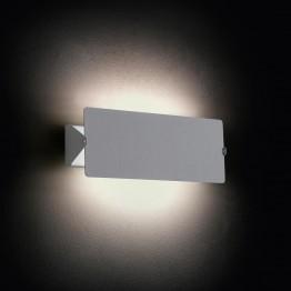APPLIQUE A VOLET PIVOTANT DOUBLE LED NEMO lampada da parete