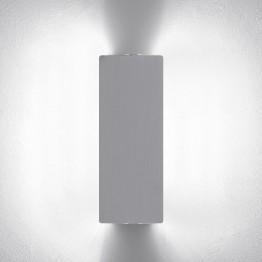 APPLIQUE A VOLET PIVOTANT DOUBLE NEMO lampada da parete