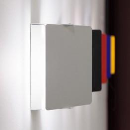 APPLIQUE A VOLET PIVOTANT LED NEMO lampada da parete