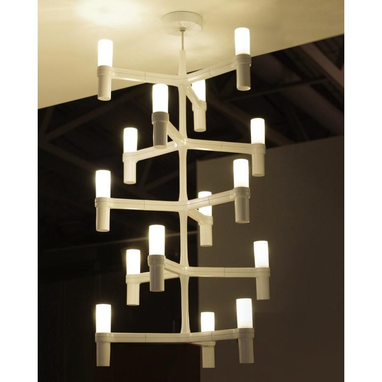 crown multi lampada a sospensione nemo attanasio shop