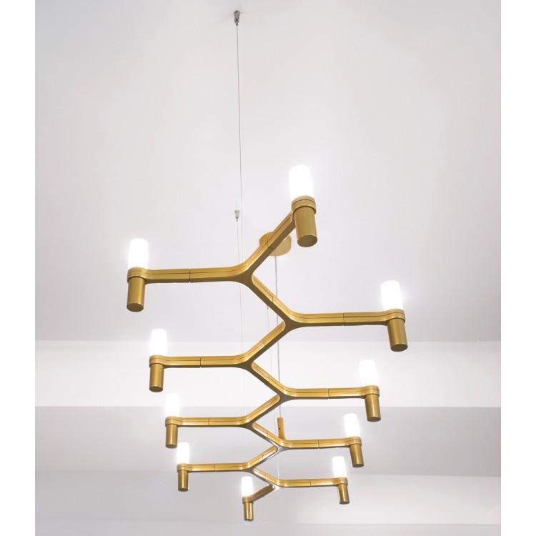Crown Plana Linea lampada a sospensione Nemo | Attanasio Shop