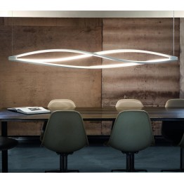 IN THE WIND HORIZONTAL NEMO lampada da sospensione