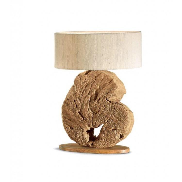 Lampade legno artigianali lampada artigianale cosa significa myluwa creation lampade - Lampade da tavolo in legno ...