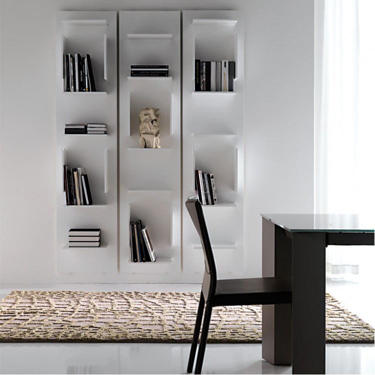 fifty libreria cattelan italia attanasio shop. Black Bedroom Furniture Sets. Home Design Ideas