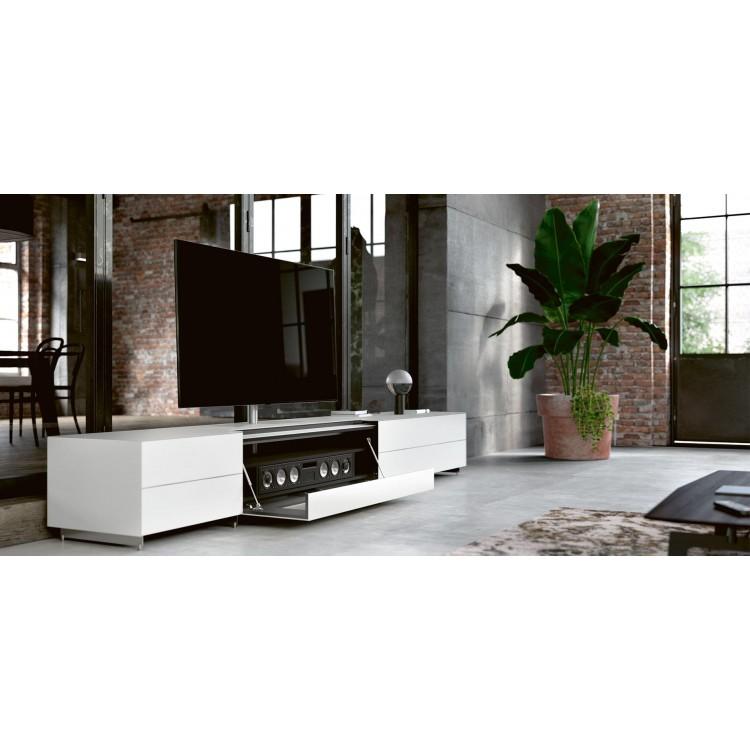 Mobile Porta Tv Con Audio Surround Integrato.Cocoon Co5 Spectral Mobile Tv Sistema Audio Attanasio Shop