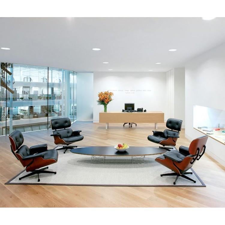 Poltrona Eames Bianca.Charles Eames Lounge Chair Art 717 Poltrona Girevole Alivar