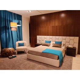 DAFNE LARGE CHARME letto - SHOWROOM DESIGN
