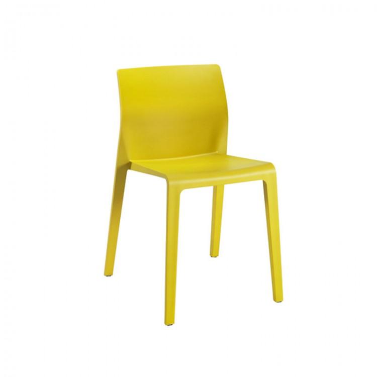 Juno sedia schienale chiuso arper - Schienale sedia ...