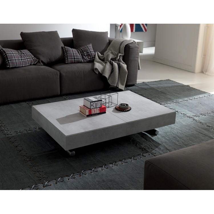 New cover easy line tavolo trasformabile attanasio shop - Tavoli da divano ...
