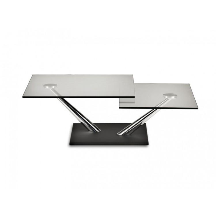 CASSIUS Naos tavolo quadrato allungabile | Attanasio Shop