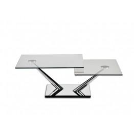 CASSIUS NAOS tavolo quadrato allungabile