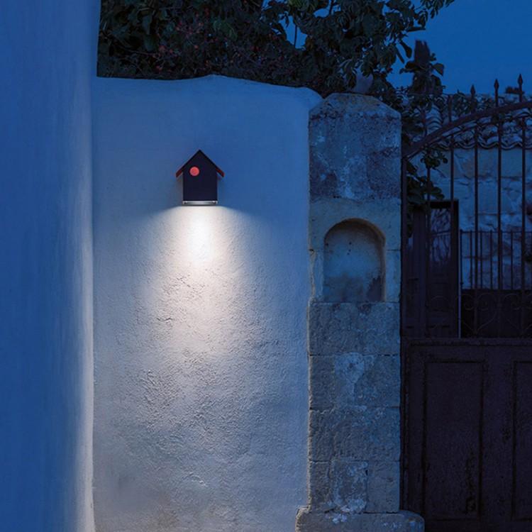 lampada da parete Imu
