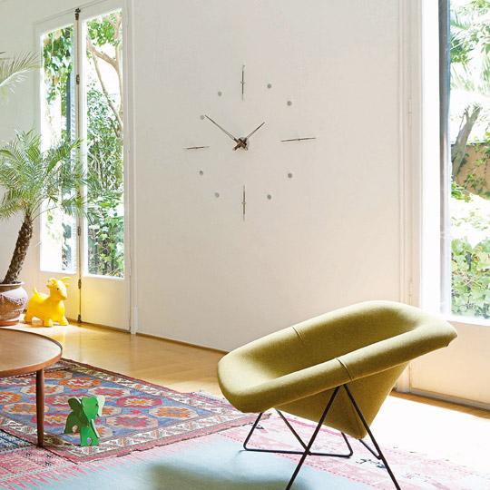 Orologio da parete MIXTO by Nomon
