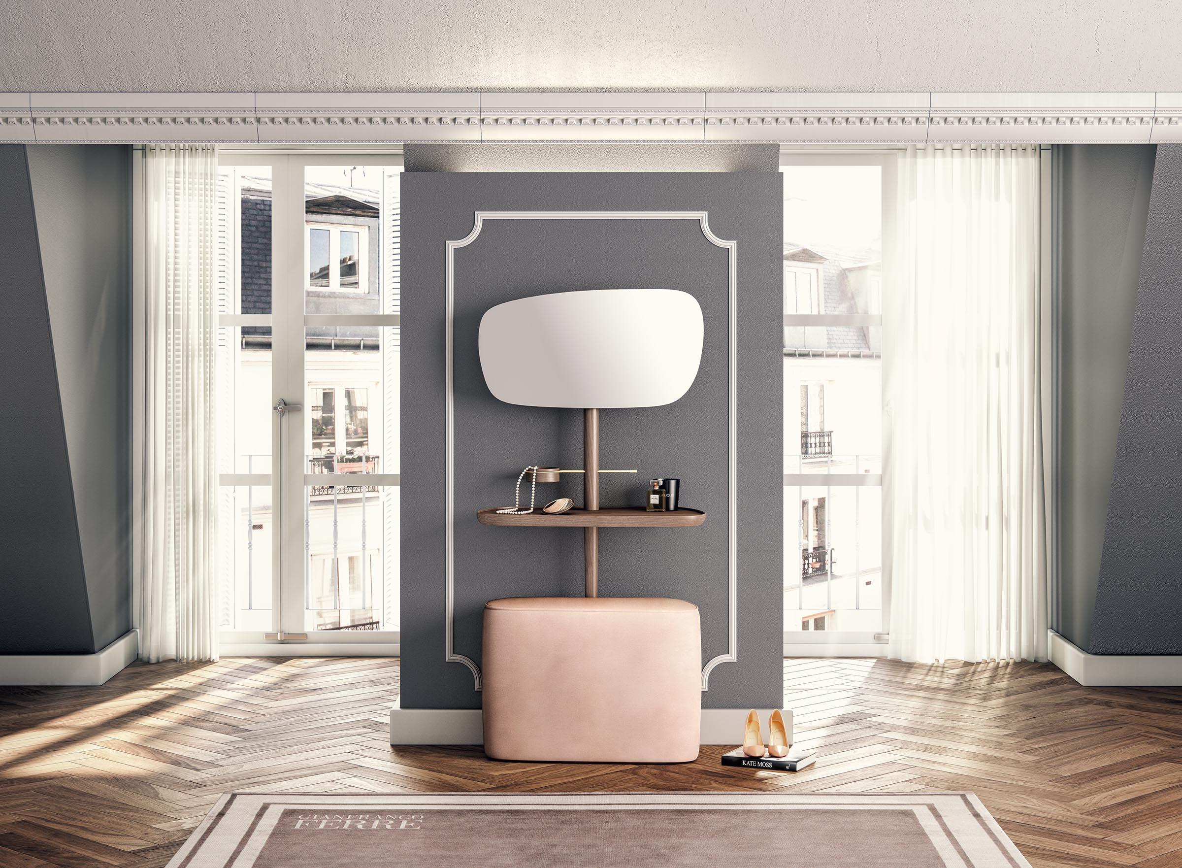 Tavolino vanity TOCADOR by Nomon